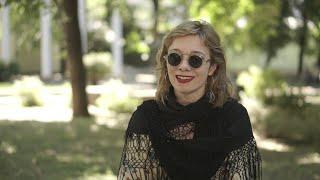 Аурелия Тьере – о театре и котах, крадущих славу. Эксклюзивное интервью с актрисой