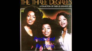 If And When (Produced by Yano) Three Degrees Sample