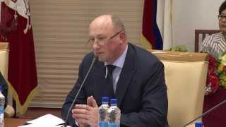 15-летие Московского дома национальностей. Н.П. Комаров