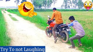 Must Watch Funny😜😜Comedy Videos 2019,Ep-78    New Funny Videos    #myfamily   