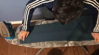 How to iron your air cadet uniform