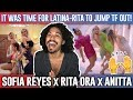 Sofia Reyes - R.I.P. (feat. Rita Ora & Anitta)[OFFICIAL MUSIC VIDEO] | REACTION |