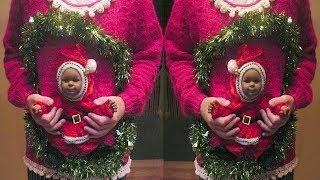2017 Ugly Christmas Sweaters Ideas 2