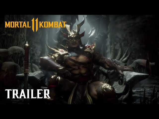 Mortal Kombat 11 Fatalities Trailer