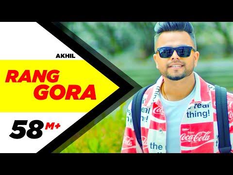 Download AKHIL | RANG GORA (Official Video) | BOB | Latest Punjabi Song 2018 | Speed Records