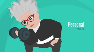 Getting fit. GoAnimate Animation Beginner Course Tutorial