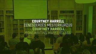 Courtney Harrell - Do I Work Better If I Work Less? | DEX Songwriter Expo 2018