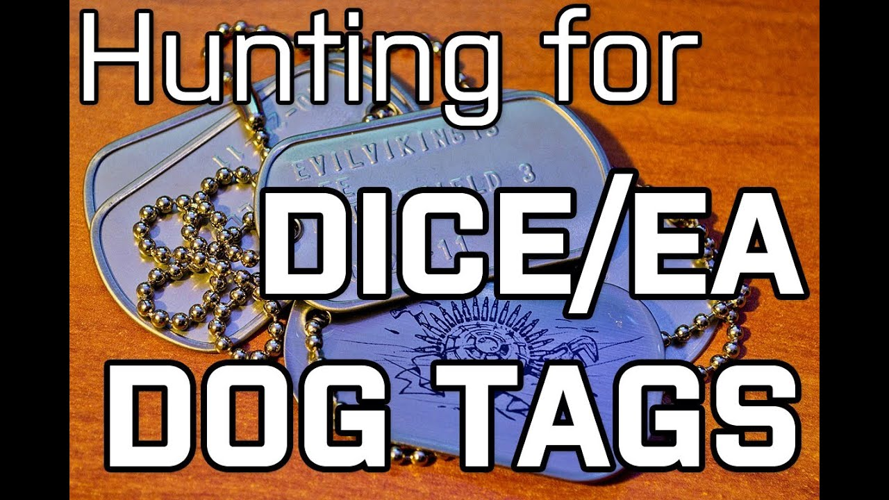 DICE Staff Lose Their Dogtags On Battlefield 3 — Multiple Times!