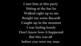Cherish - Before You Were My Man w/ Lyrics