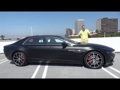 Watch Doug Demuro Take A Look Around The Aston Martin Lagonda Ta