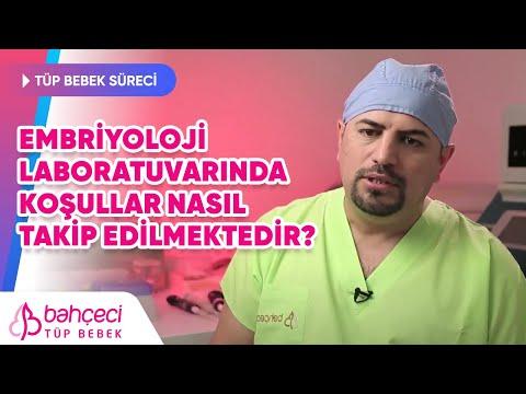 Embriyoloji Laboratuvarında Koşullar Nasıl Takip Edilmektedir?