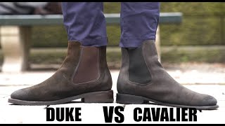 Double Review: Thursdays Chelsea Boots (Duke Vs Cavalier)