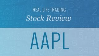 Day Trading AAPL at market open for huge gains!