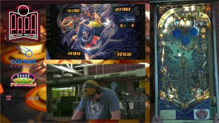 PAPAtv Live! Tommy And Fathom Pinball Gameplay.