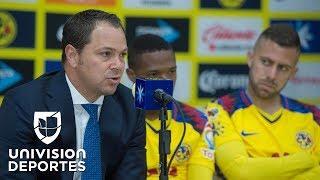Santiago Baños aseguró que el arbitraje fue prepotente