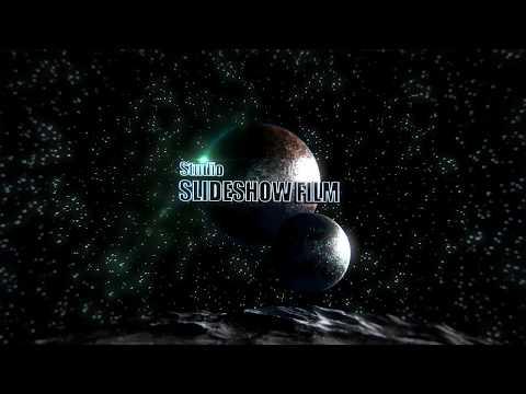 Space Studio SLIDESHOW Film Glitch Logo
