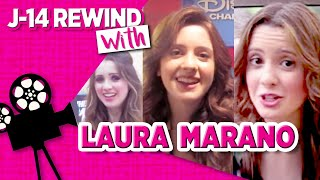 Laura Marano Talks Favorite Food With Ross Lynch In Old Interviews   J-14 Rewind