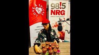 Η Ευτυχία από το Love & Spices στον NRG 98.5