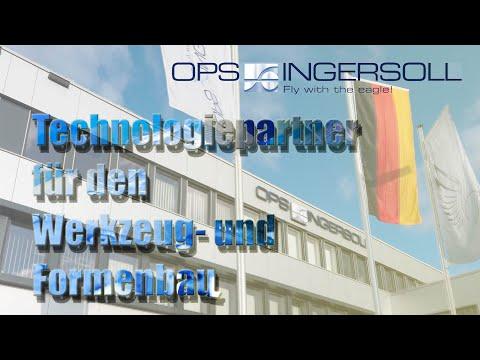 OPS INGERSOLL alsTechnologiepartner
