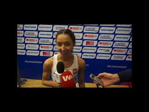 HME Glasgow 2019: Sofia Ennaoui po eliminacjach