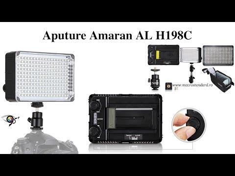 Lampa Aputure Amaran AL-H198C