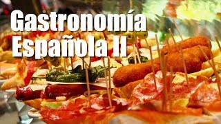 🇪🇸 Las MEJORES TAPAS De España. Gastronomía Española Parte II