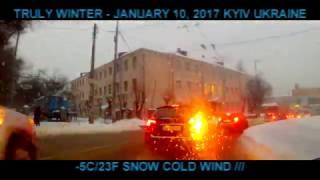 Truly Winter ❆ In Kyiv ❆