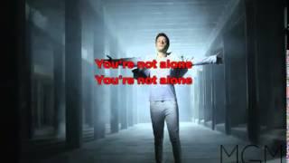 Aram MP3   Not Alone Karaoke   Instrumental Original