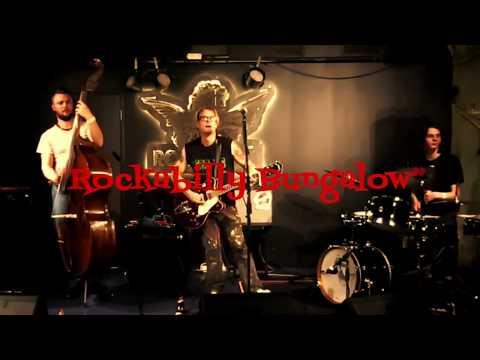 """Gumption - """"Rockabilly Bungalow"""", live at Rock Café, Prague"""
