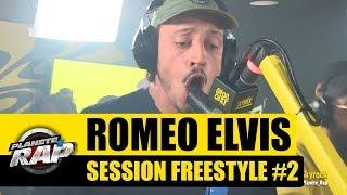 Roméo Elvis - Session Freestyle #2 Caballero, JeanJass, Absolem, Ico, Isha, Green Montana & Venlo