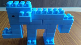 Building Blocks For Kids | Blocks For Kids | Block Building Elephant