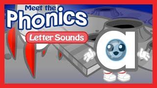 Meet The Phonics - Letter Sounds (FREE) | Preschool Prep Company