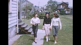 Growing Up In The 1950s
