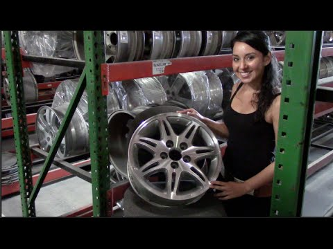 Factory Original Acura RL Rims & OEM Acura RL Wheels – OriginalWheel.com