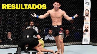 RESULTADOS UFC SINGAPURA (UFC CERRONE VS EDWARDS)
