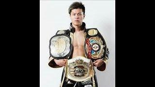 When High level Karateka meet in the ring