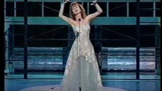 Sarah Brightman performing 'Music Of the Night' at Queen Mother's 90th Birthday Gala 1990