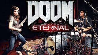 Doom Eternal Cover - The Only Thing They Fear Is You (Mick Gordon)