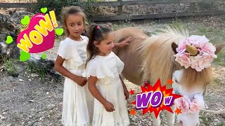 MAGIC Pretend Play Video For Kids! Kids Play with Magic Toys