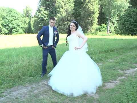 свадебный клип Gangnam style