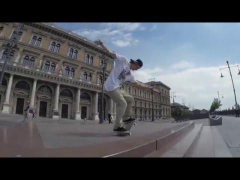 Street Skating in Budapest | Skate of Mind