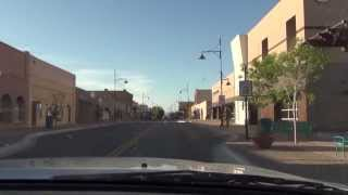 [2013] Main Street North through Downtown Las Cruces, NM