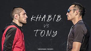 Khabib vs Tony - Pertarungan Paling Dinanti