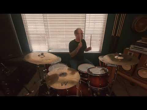 """Jason Aldean ''We Back"""" drum cover"""