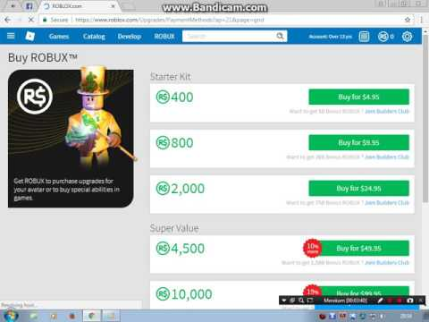 Video cara mendapatkan robux gratis (How to Get free Robux)