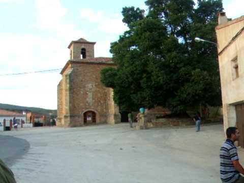 Vaquillas en las fiestas de Alobras Teruel 2ª parte