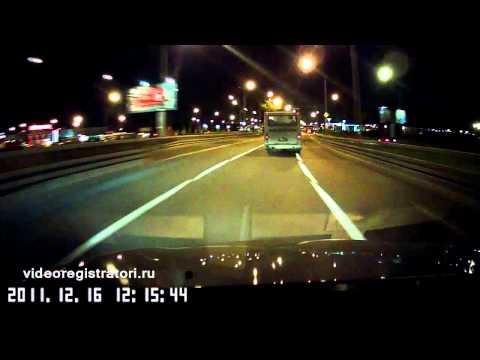 Видеорегистратор ProCam CX3 - Пример видео