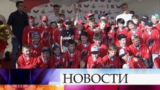 Хоккеист Дмитрий Орлов привез в Новокузнецк Кубок Стэнли.