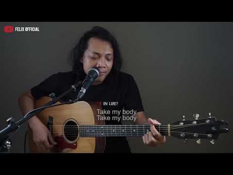 All I Want Kodaline [ Lirik ] Felix Irwan Cover