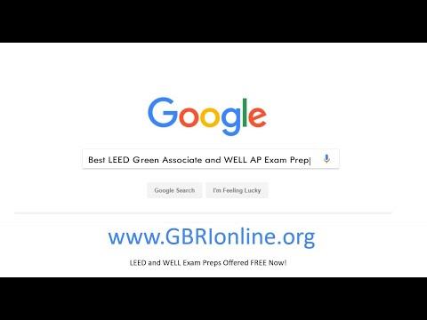 Best LEED AP and WELL AP Exam Prep - YouTube